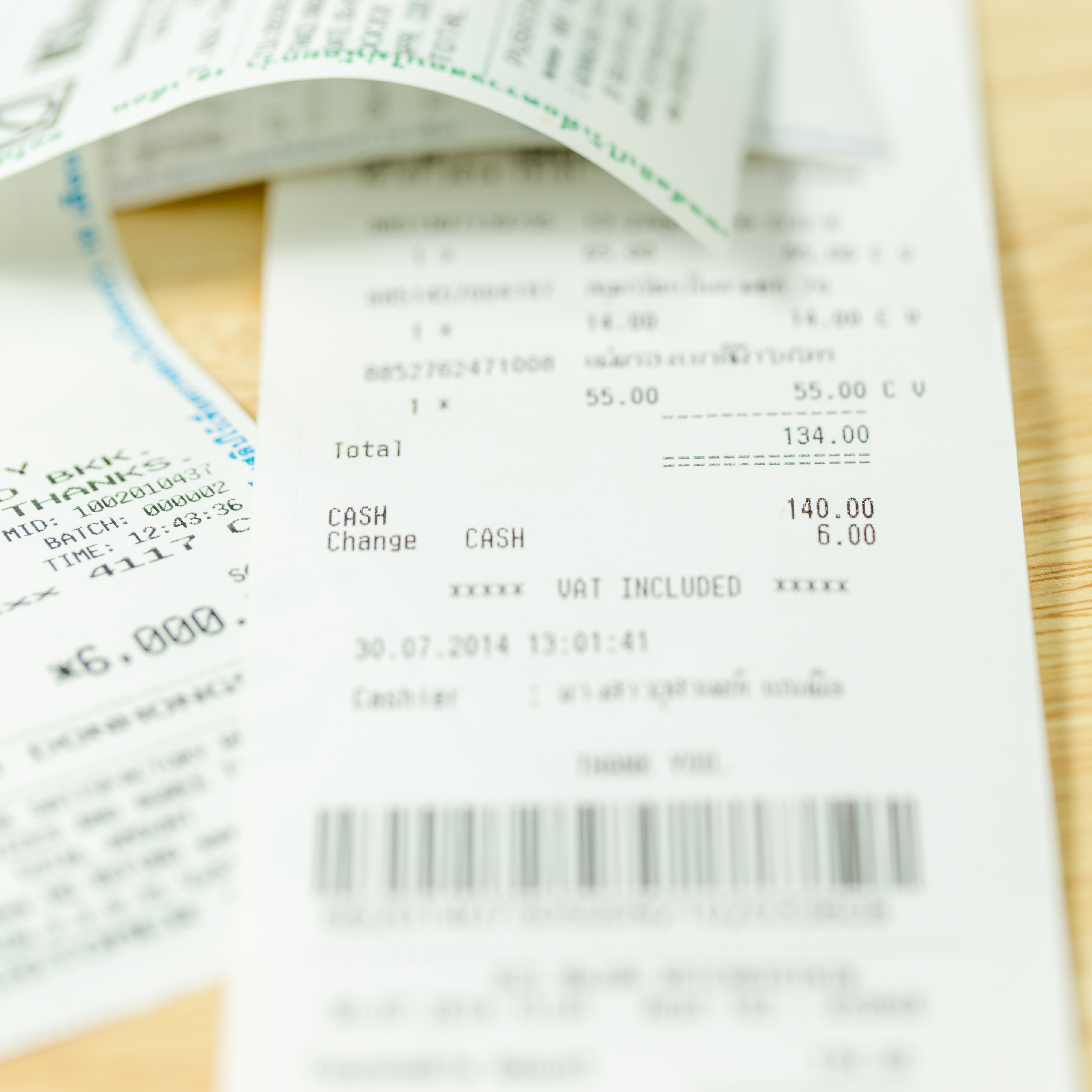 finally the end of paper receipts for expense reporting expensewire