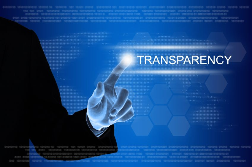 Gaining transparency in your business expenses